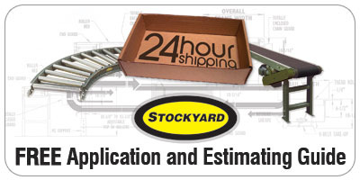 Get Your FREE Conveyor Application and Estimating Guide!